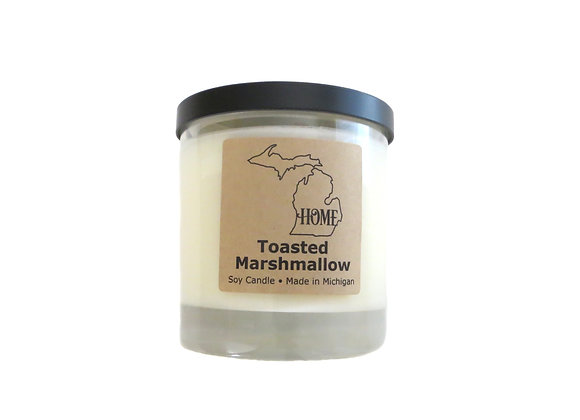 Toasted Marshmallow Soy Candle | Michigan Made Candles