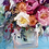 Thumbnail: Print- Blue Sky Florals