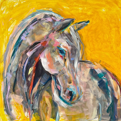 Shine bright like a horse