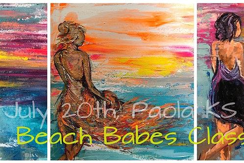 Beach Babe Class