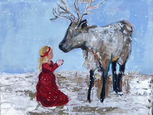 Rosie and The Reindeer