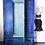 Thumbnail: Cobalt blue armoire