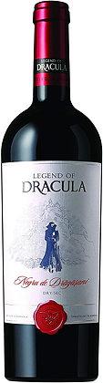 Negru de Dragasani LEGEND OF DRACULA (dry) box of 6 bottles