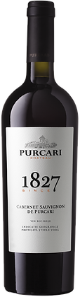 Cabernet Sauvignon de PURCARI (dry) box of 6 bottles