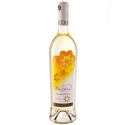 Tămâioasă Românească BRISTENA Budureasca (box of 6 bottles)
