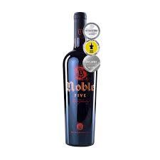 Cuvée NOBLE 5 (dry) box of 6 bottles
