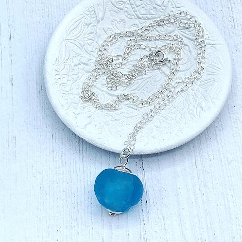 Bombay Blue Necklace (Long)