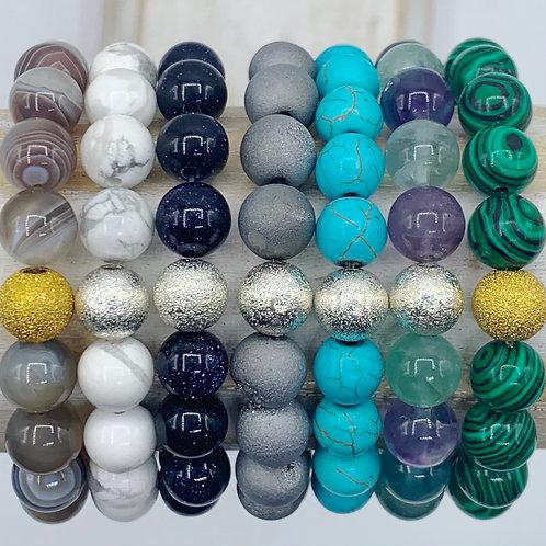Pebbles Bracelets