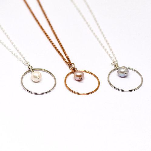 Perles du Lac Necklace