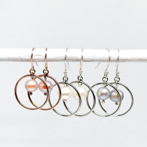 Perles du Lac Earrings