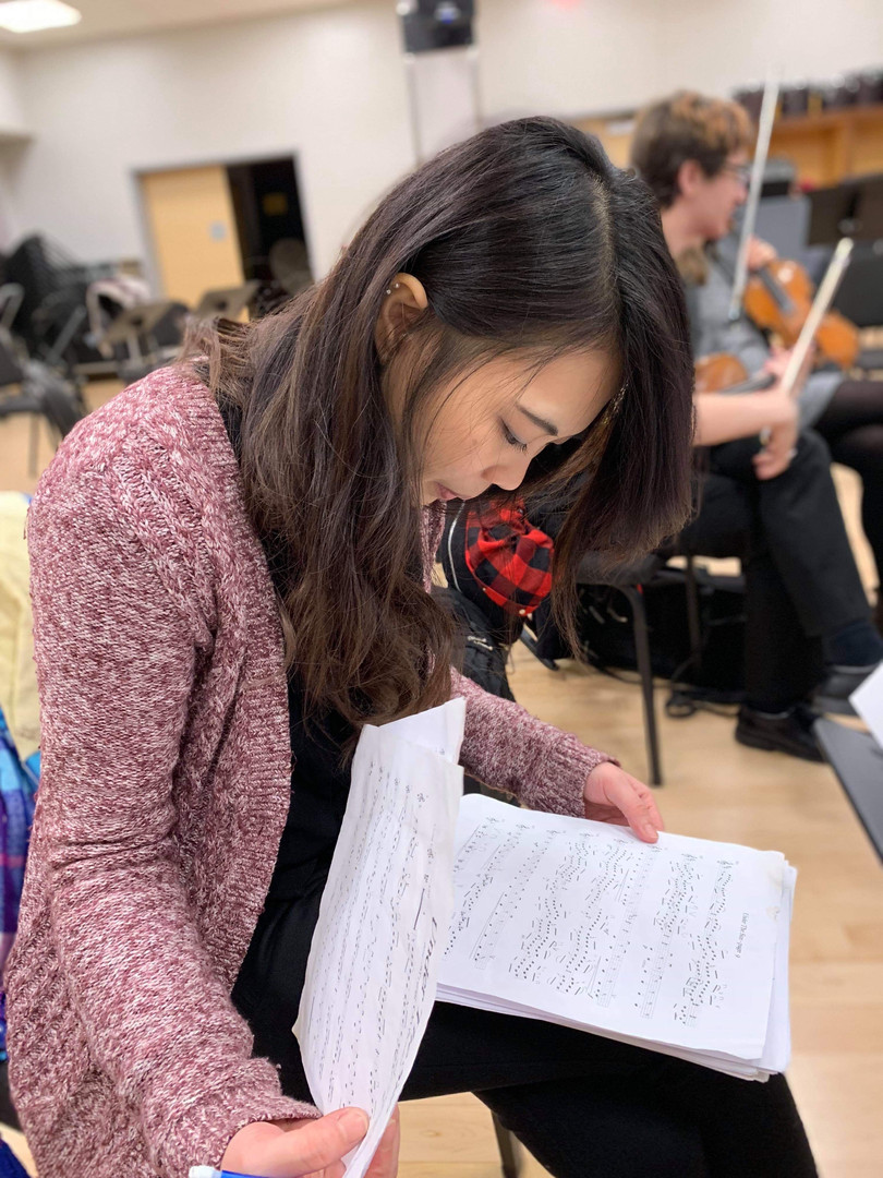 Score Reading in Orchestra