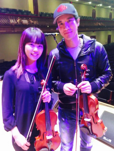 Performed with Lee-Hong Wang, the winner of The Golden Melody Awards