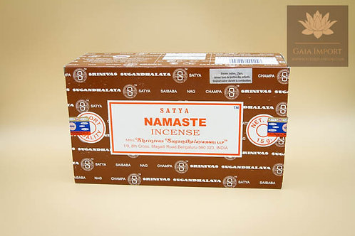Satya Namaste 12x15gr