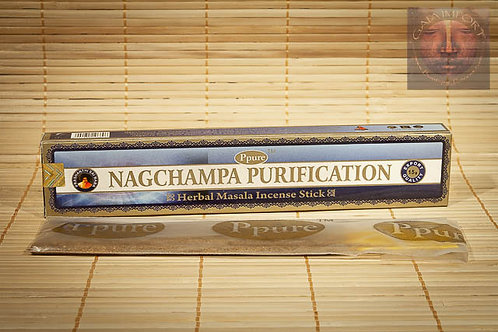 Ppure Nagchampa Purification