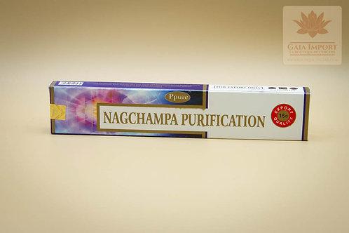 Ppure Nagchampa Purification