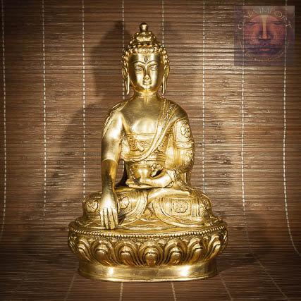 Statue Bouddha Shakyamuni Siddharta Gautama