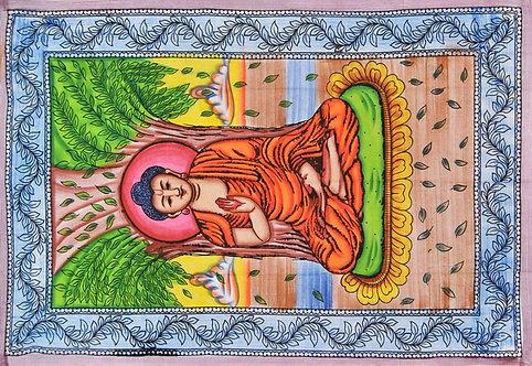 PETITE TENTURE MULTICOLORE BUDDHA