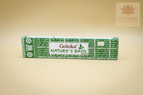 Goloka Nature's Basil Masala