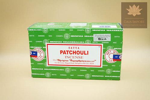 Satya Patchouli 12x15gr