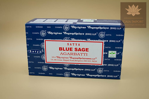 Satya Sauge Bleu boite de 12x15gr