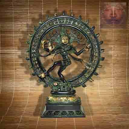 Statue Nataraja Grand Modele
