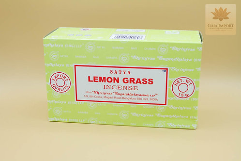 Satya Lemon Grass 12x15gr