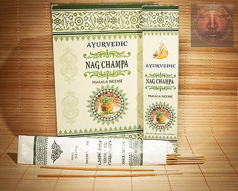 Ayurvedic Nag Champa Masala Premium