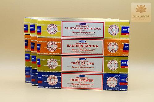 Set Satya Energy Power reiki arbre de vie sauge californie tantra oriental
