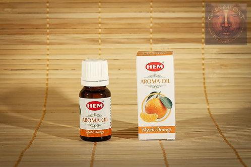 HEM Mystic Orange Huile parfumée 10ml