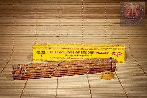 Buddhist Incense Trade Center THE PEACE OF EYES OF BUDDHA Masala