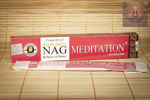 Vijayshree Golden Nag Méditation