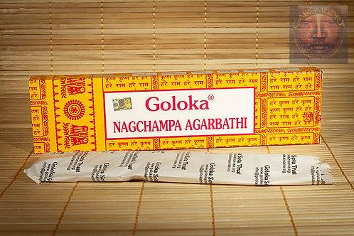 Goloka Nag Champa Masla 40gr
