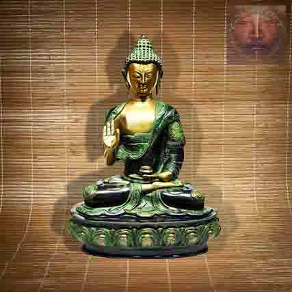 Statue Bouddha Grand Modele