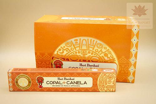 Hari Darshan Copal & Cannelle Masala x12