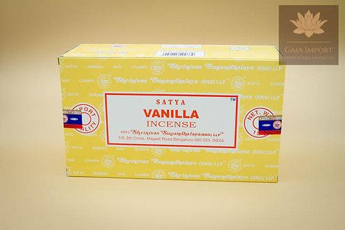 Satya Vanilla boite de 12x15gr