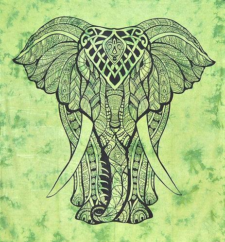 TENTURE ELEPHANT VERTE