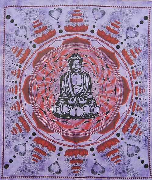 TENTURE BUDDHA LOVE FLOWER VIOLET