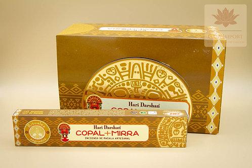 Hari Darshan Copal & Myrrhe Masala x12