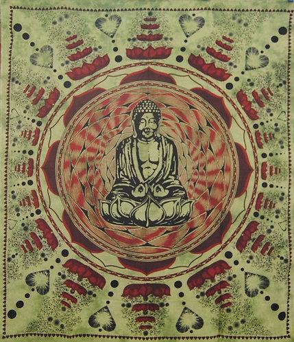 TENTURE BUDDHA LOVE FLOWER VERT