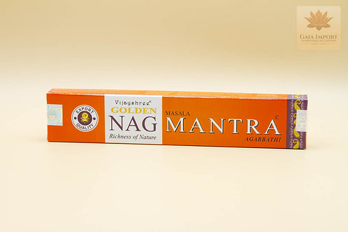 Vijayshree Golden Nag Mantra