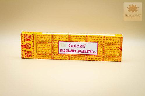 Goloka Nagchampa Masala 40gr