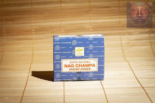 Satya Nag Champa Sai Baba Cones