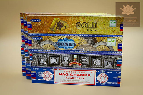 satya gold money super hit nag champa
