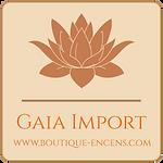 Logo Gaia-import