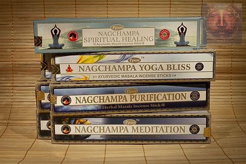 set encens ppure meditation purification yoga zen