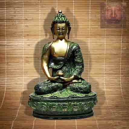 Statue Bouddha Moyen Modele