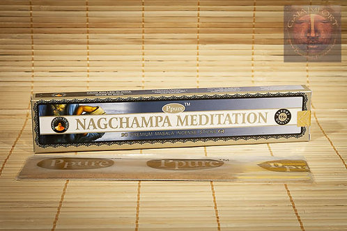 Ppure Nagchampa Meditation