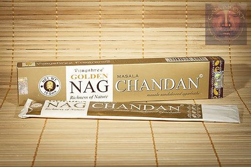 Vijayshree Golden Nag Chandan