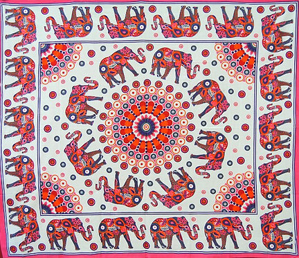 TENTURE ELEPHANTS ROSE