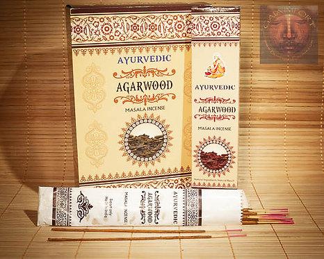 Ayurvedic Bois d'Agar Masala Premium